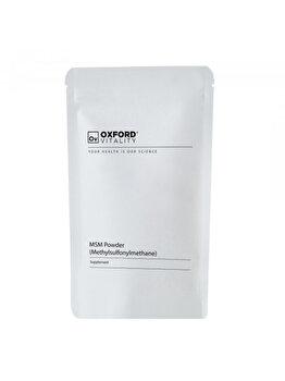 Supliment alimentar Oxford Vitality MSM, 25 g de la Oxford Vitality