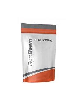 Proteine Pure IsoWhey Gymbeam ciocolata cu alune GymBeam