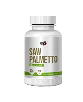 Pure Nutrition USA Saw Palmetto 700 mg 100 capsule