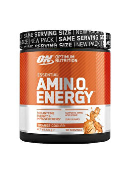Aminoacizi Optimum Nutrition Amino Energy Orange Cooler 270g de la Optimum Nutrition