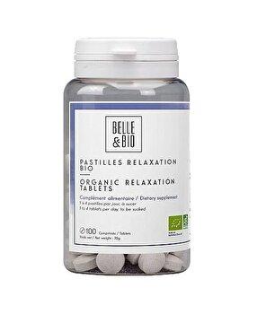 Belle&Bio Pastile Relaxare Bio 100 pastile Belle&Bio