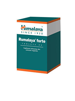Supliment alimentar Himalaya Rumalaya Forte 60 tablete de la Himalaya