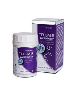 Supliment alimentar DVR Pharm Telom-R Respirator 120 capsule de la DVR Pharm