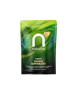 Greens SuperBlend Ecologic / BIO 250g de la Naturya