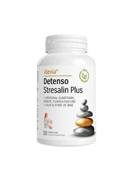 Detenso Stresalin Plus, 30 cp Alevia