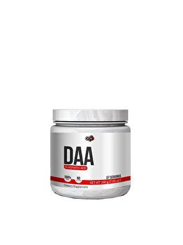 Pure Nutrition USA D-Aspartic Acid pudra, (DAA) 214 grame