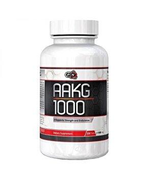 Pure Nutrition USA AAKG 1000 mg 200 capsule (Arginina Alfa Ketoglutarat) Pure Nutrition USA
