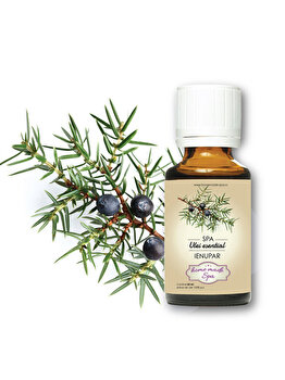 Ulei esential de Ienupar (Juniperus Communis) 10 ml, Homemade Spa de la Homemade Spa