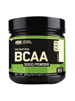 Aminoacizi Pulbere BCAA 5000 Optimum Nutrition Standard 345g Optimum Nutrition