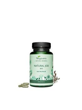 Vegavero Iod Organic Natural 180 capsule de la Vegavero