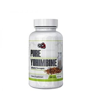 Pure Nutrition USA Pure Yohimbe HCL 200 capsule