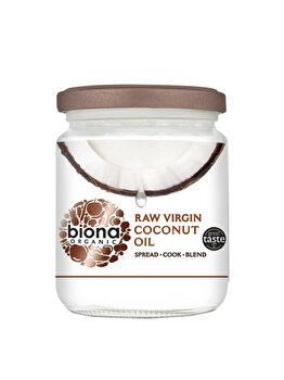 Ulei de cocos virgin Biona presat la rece bio, 200 g