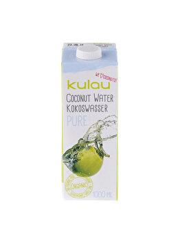 Apa de cocos Kulau pure bio, 1 L de la Kulau
