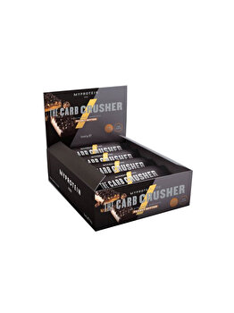 Batoane proteice Myprotein The Carb Crusher Peanut Butter 12x60g de la Myprotein