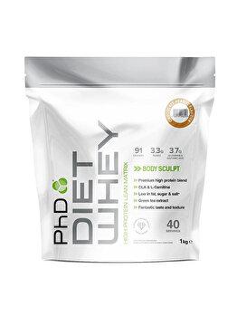 Amestec proteic PhD Diet Whey Chocolate Peanut, 1 kg PhD
