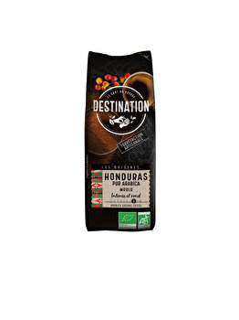 Cafea macinata pur arabica origini Honduras Eco Destination 250g