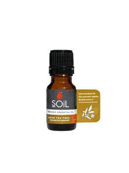 SOiL Ulei Esential Lemon-scented Tea Tree 100% Organic ECOCERT 10ml de la SOiL