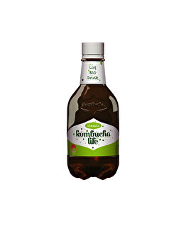 Bautura classic Kombucha Life bio, 330 ml de la Kombucha Life