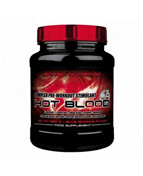Scitec Hot Blood 3.0 300 grame SCITEC NUTRITION