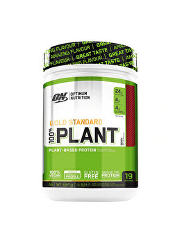 100% Proteina vegetala Optimum Nutrition Gold Standard Plant Berry 680g de la Optimum Nutrition