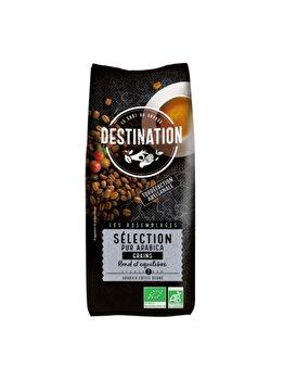 Cafea boabe selection Pur Arabica Eco Destination 250g