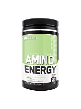 Aminoacizi Optimum Nutrition Amino Energy Lime Mint Mojito 270g de la Optimum Nutrition