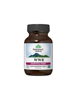 Organic India WWB Sindrom Menstrual 60 capsule de la ORGANIC INDIA