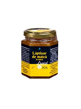 Supliment alimentar DVR Pharm Laptisor de matca in miere 20% 230g de la DVR Pharm