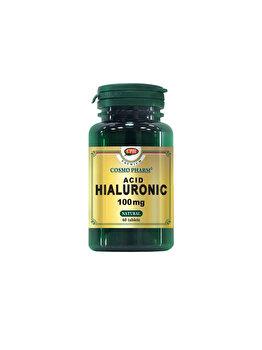 Supliment alimentar Cosmo Pharm Acid Hialuronic 100 mg 60 tablete de la Cosmo Pharm