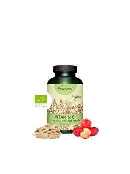 Vegavero Vitamina C Organica 180 capsule Vegavero