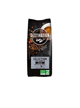 Cafea boabe pur arabica selection Eco Destination 1kg de la DESTINATION