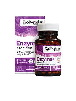 Kyo Dophilus Probiotice si Enzime 60 capsule de la GoldNutrition