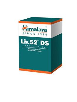 Supliment alimentar Himalaya Liv.52 DS 60 tablete de la Himalaya