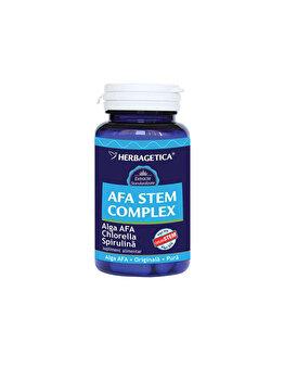 Supliment alimentar Herbagetica AFA Stem complex 30 capsule Herbagetica