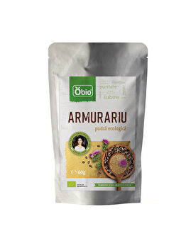 Armurariu pudra Obio bio, 60 g de la Obio