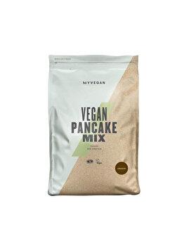 Amestec proteic vegan pentru clatite Myprotein vegan Protein Pancake Mix Chocolate 500g de la Myprotein