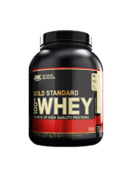 100% Proteina din zer Optimum Nutrition Whey Gold Standard Vanilla Ice Cream 2260g de la Optimum Nutrition