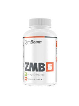 Zinc + Magneziu + Vitamina B6 GymBeam, 60 capsule de la GymBeam