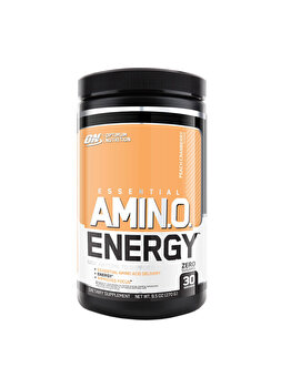 Aminoacizi Optimum Nutrition Amino Energy Peach Cranberry 270g