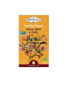 Ceai Shoti'maa elements purity flame bio, 16 dz