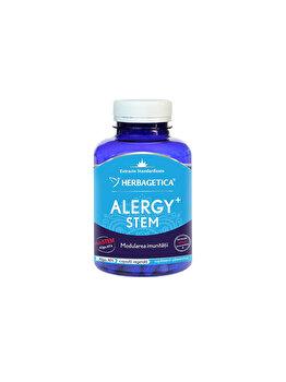 Supliment alimentar Herbagetica Alery stem 120 capsule de la Herbagetica