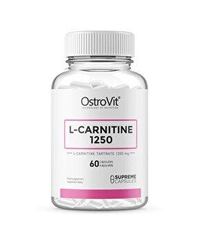 OstroVit L-Carnitina 1250 60 Capsule de la OstroVit