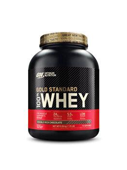 Imagine 100 Proteina Din Zer Optimum Nutrition Whey Gold Standard Double