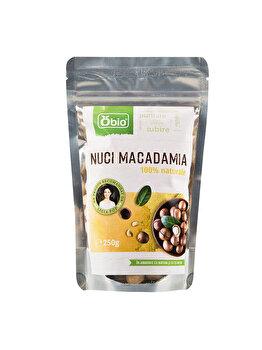 Nuci macadamia Obio 250 g de la Obio