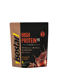 Isostar PowerPlay High Protein90 Ciocolata, 400 grame