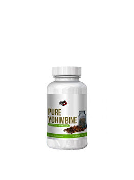 Pure Nutrition USA Pure Yohimbe HCL 50 capsule