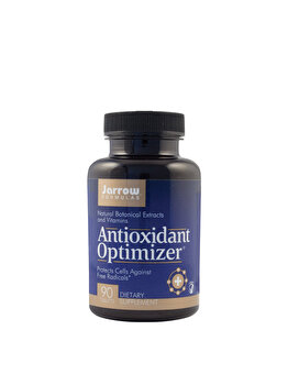 Supliment alimentar Jarrow Formulas by Secom Antioxidant Optimizer 90 tablete vegetale filmate
