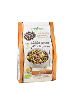 Musli din cereale germinate Germline fruits of the sun bio, 350 g