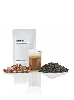 Supliment alimentar Oxford Vitality Ceai verde Extra 3500 mg, 500 tablete Oxford Vitality
