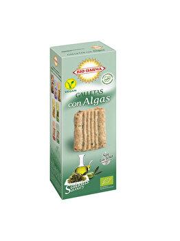 Biscuiti din ovaz Bio Drama cu alge bio, 120 g de la Bio Darma